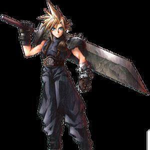 Cloud Strife Gallery Final Fantasy Wiki Fandom