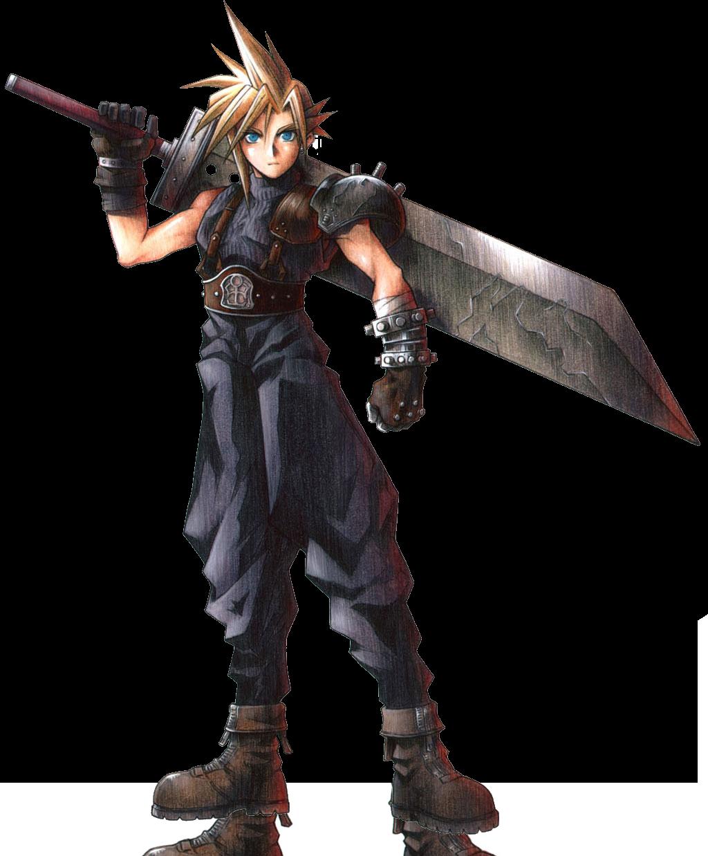 Cloud Strife Final Fantasy Wiki Fandom Powered By Wikia