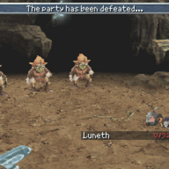 <i>Final Fantasy III</i> (DS).