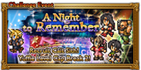 FFRK A Night to Remember Event
