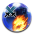 FFRK Omnicast Direflame Icon