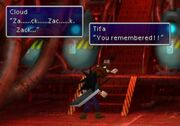 FFVII Zack Nibelheim Incident