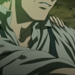 Close-up of Tifa's father in <i><a href=