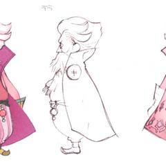 Arte de Akira Oguro (DS).