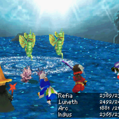 Water: Whirlpool (DS).