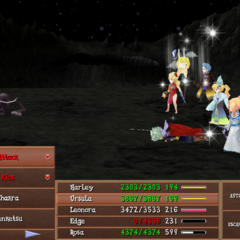 <i>Final Fantasy IV: The After Years</i> (iOS/Android).
