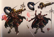 Gilgamesh Weapons 2 Art T0