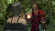 Nooj gives paine a crimson sphere