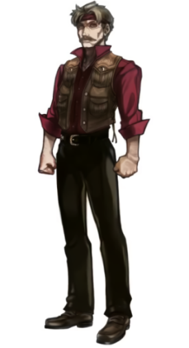Tifa's father from FFVIIR(1)