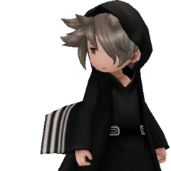 Tiz as a Wizard.