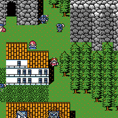 The Japanese dungeon for <i>Falgabard Cave</i> in <i>Final Fantasy Record Keeper</i>.