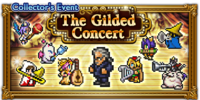 FFRK The Gilded Concert Event