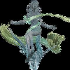 Modelo do Cristal de Vanille.