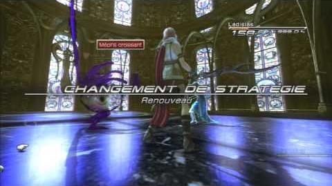 Final Fantasy XIII Combat contre Ladislas