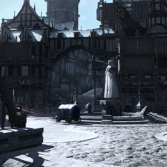 Ishgard in <i>Heavensward</i>.