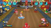 Mario Sports Mix gameplay
