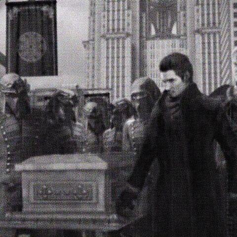 Похороны короля Морса