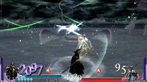 Dissidia Final Fantasy - Ability Sort Bug Exploit Revealed & Explained!