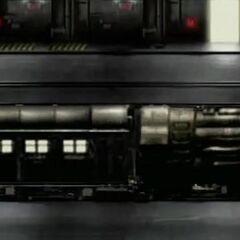 Поезд в <i>Before Crisis</i>.