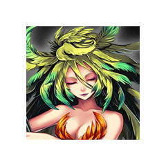 Siren's portrait (★1).