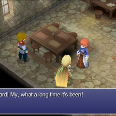 Cid's daughter in <i>The After Years</i> (Steam, Edward's Tale).