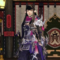 Yugiri's in-game render (4.X).