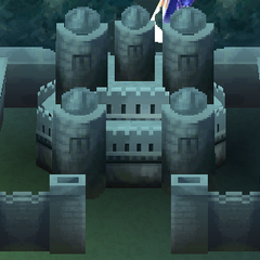 Render of Troia Castle (iOS).