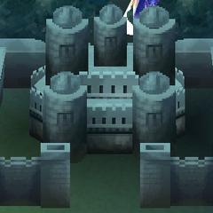 Render of Troia Castle (iOS).