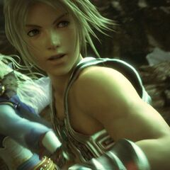Vaan and Terra in the TGS trailer.