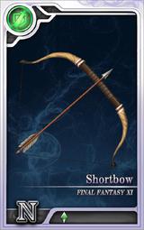 FF11 Shortbow N Artniks