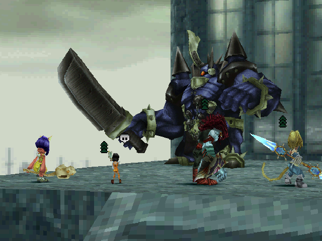Final Fantasy IX statuses | Final Fantasy Wiki | FANDOM
