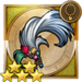 FFRK Kefka's Hair Ornament FFVI