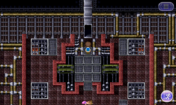 FFV Android Fire-Powered Ship - Boiler Room