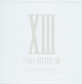 FFXIII LE OST Front