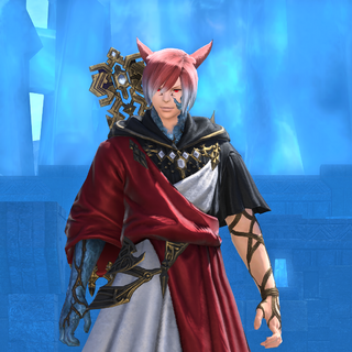 Unhooded Crystal Exarch.