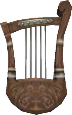 FFXI String Instrument 1B