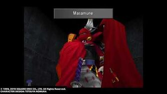 "Gilgamesh ""Masamune"" from FINAL FANTASY VIII Remastered"