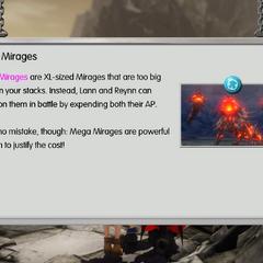 Mega Mirages Tip (1/2)