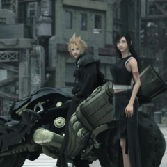 Cloud and Tifa in Edge.