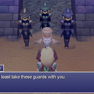 The Guards join (Steam).
