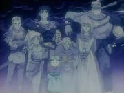 FFLOTC Warriors of Light