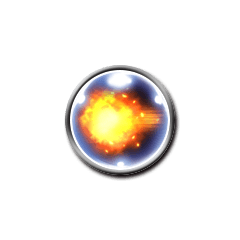 Icon for Flame Volley.