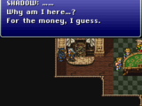 Final Fantasy VI dummied content