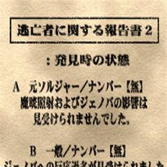 Report 2 - Shinra Mansion.