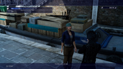 Culless Munitions in Altissia from FFXV