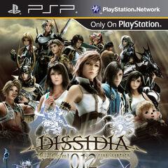 <i>Dissidia 012 Final Fantasy</i>