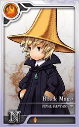 FF3 Black Mage F Artniks