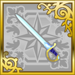 Crystal Sword (SR).