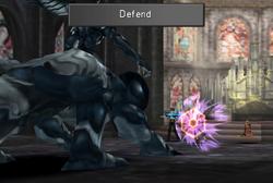 FFVIII Defend