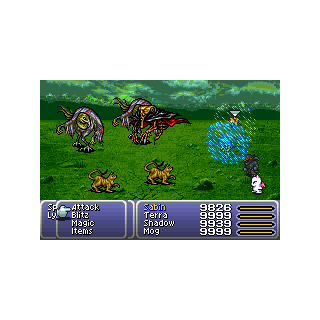 Magic Shield (GBA).